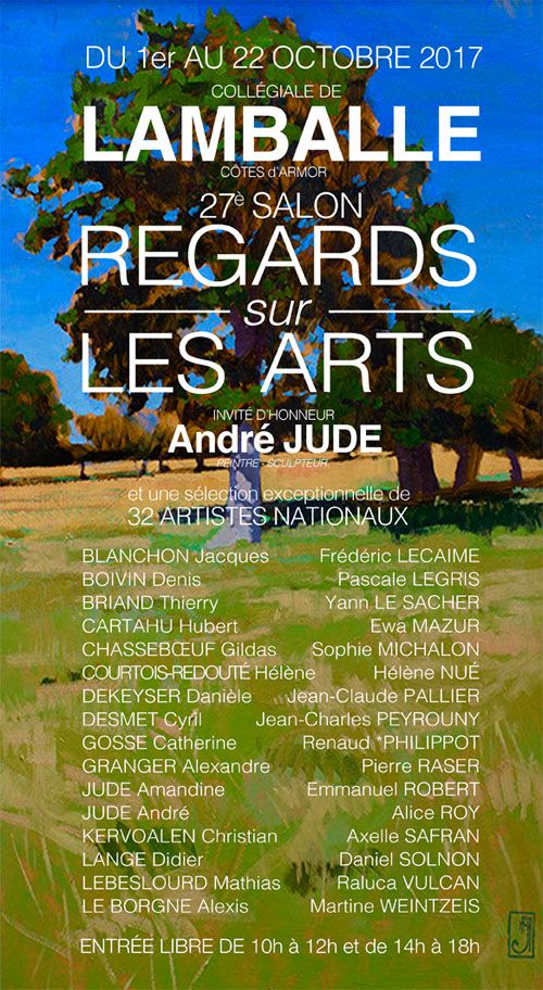 regards sur les arts Lamballe