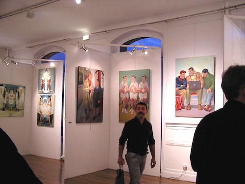 tableaux de michel Temim