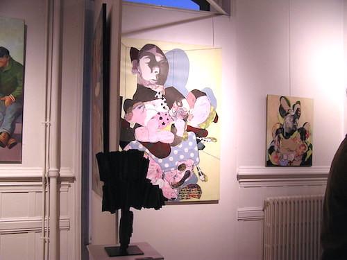 tableaux à la maison du citoyen à fontenay-sous-bois