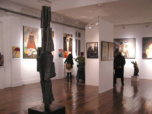vernissage artcité 2015 Maison du Citoyen