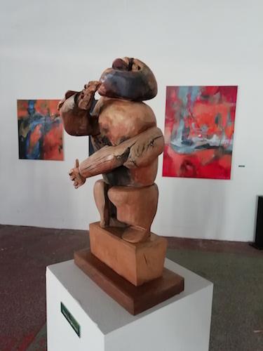 sculpture Hans Jorgensen